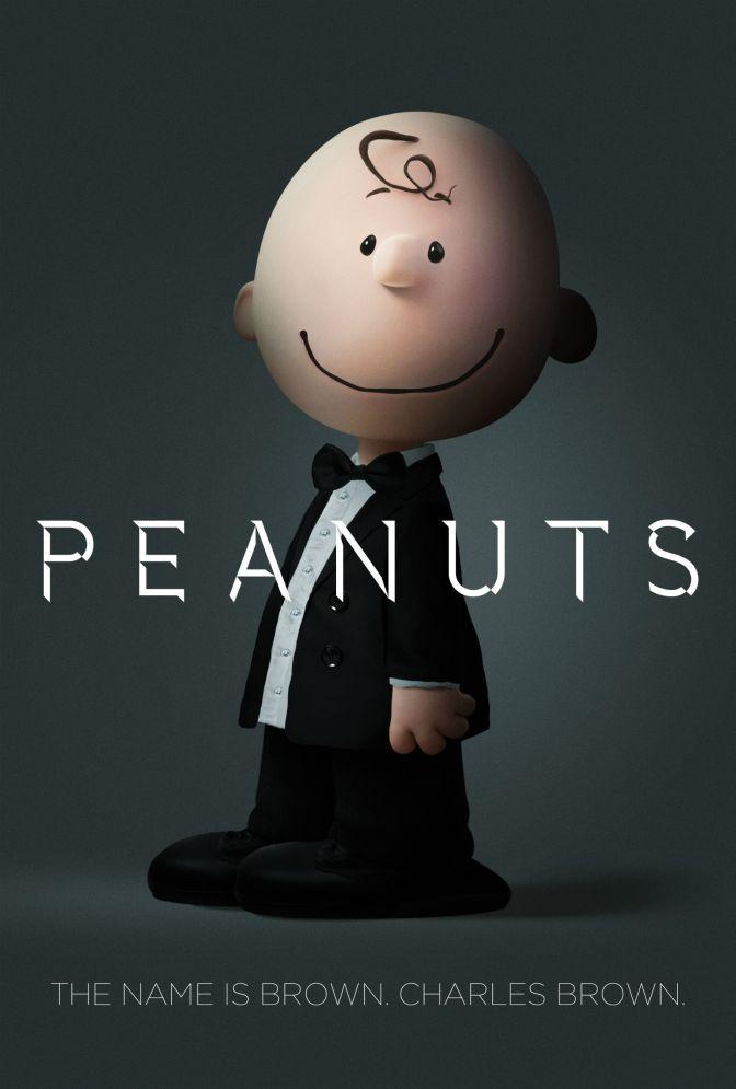 Peanuts meets Bond