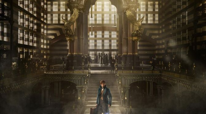 It's time to meet those Fantastic Beasts