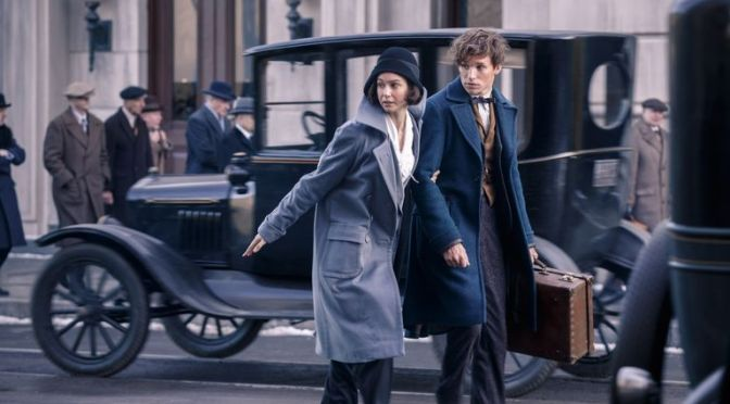 Fantastic Beasts to be released as a book