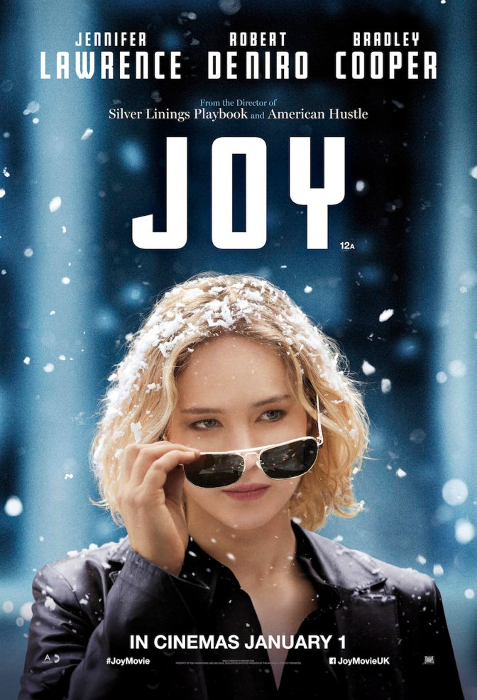 Jennifer Lawrence discusses Joy