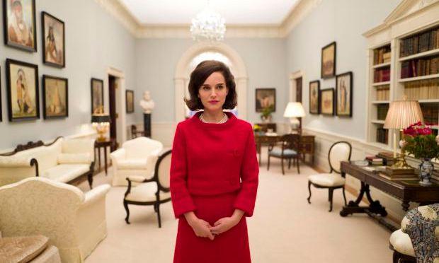 Natalie Portman is Jackie