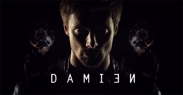 New Damien teaser