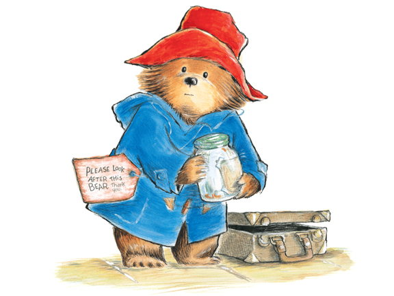 Wish Happy Birthday to Paddington's creator