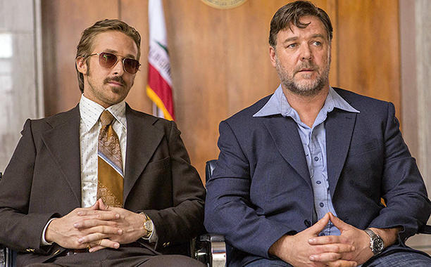 Gosling and Crowe are Nice Guys