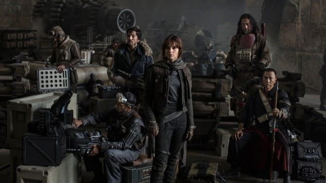 New Rogue One tease