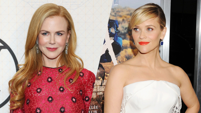 Kidman, Woodley, Witherspoon set for Big Little Lies