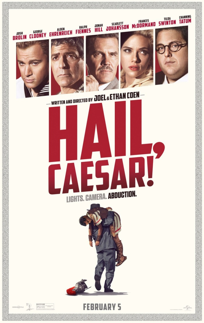 Hail, Caesar! – new poster and TV ad