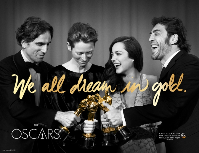 Meryl, Lupita and Clooney feature in new Oscars posters