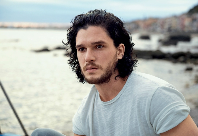 Kit Harington set for the London stage