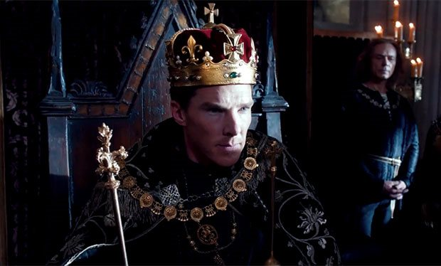 First look at Cumberbatch and co in The Hollow Crown