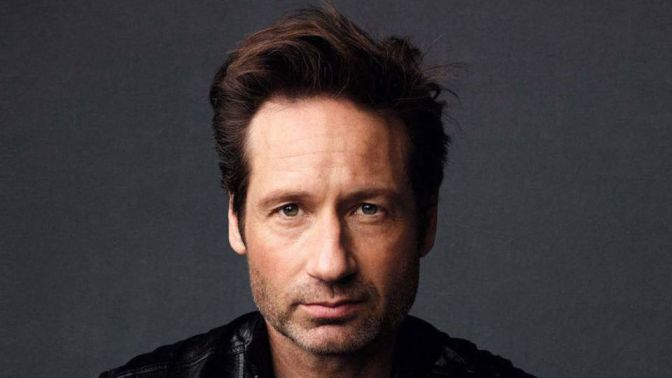 Duchovny to receive Hollywood honour
