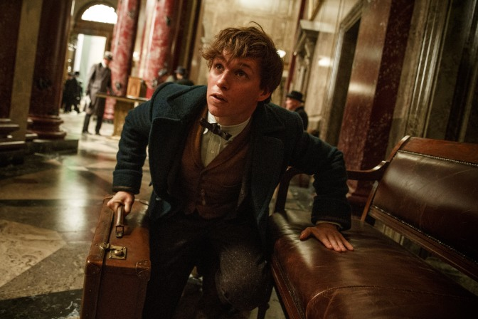 Fantastic Beasts to get interactive book series
