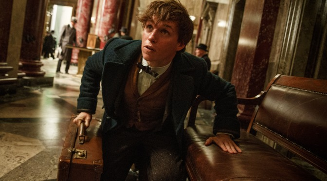 Fantastic Beasts 3 heads to Brazil