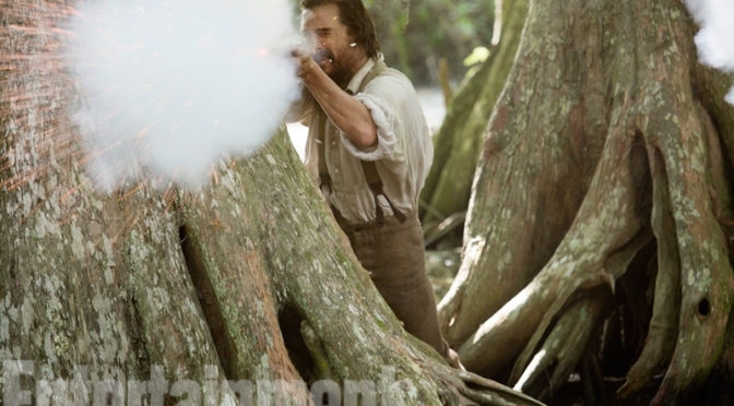Matthew McConaughey is on the watch