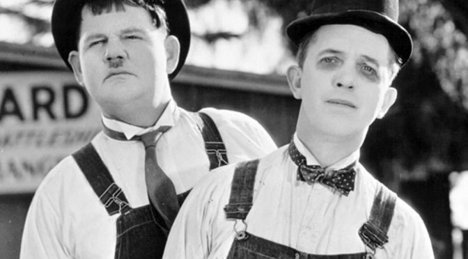 Coogan and Reilly are Stan and Ollie