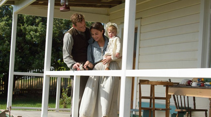 First trailer for The Light Between Oceans