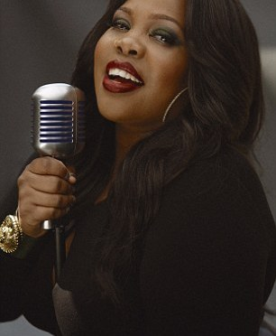 Glee star to bring Dreamgirls to London