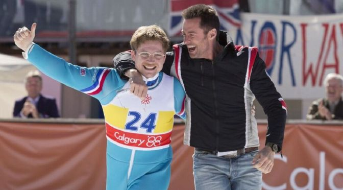 Stars set for Eddie The Eagle premiere