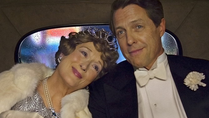 Streep's Florence Foster Jenkins set for May release