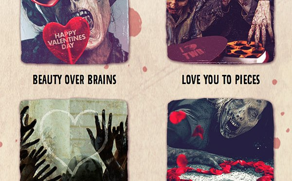 Nothing says I Love You better than….Zombies?