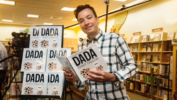 Jimmy Fallon's book gets UK release
