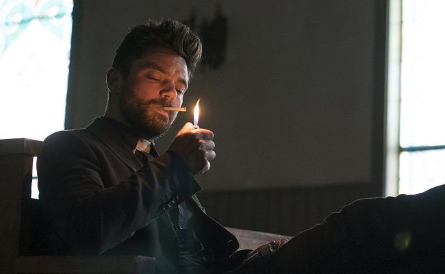 Preacher to stream on Amazon in the UK