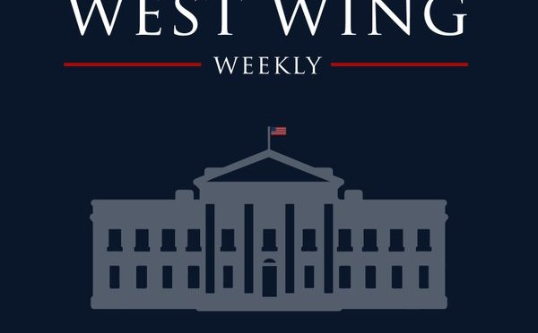 New West Wing podcast!