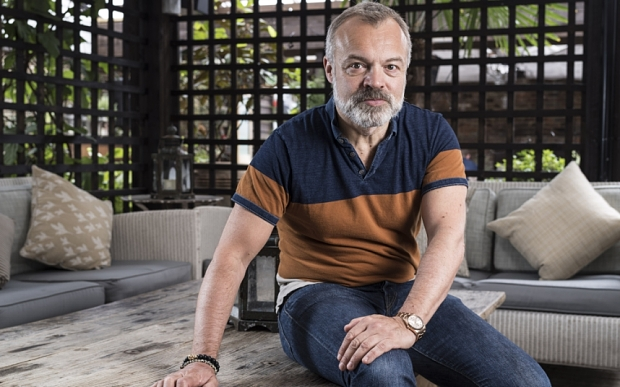 Graham Norton pens debut novel