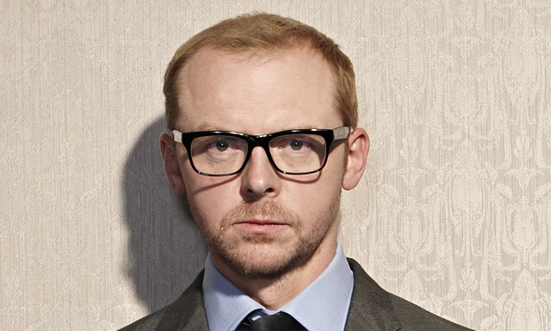 Is Simon Pegg Ready?