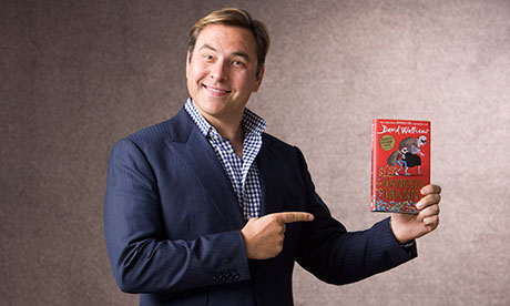 David Walliams and The World's Worst Children