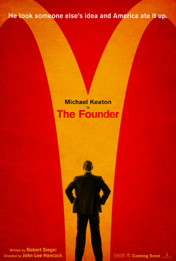 The Founder – new poster and picture
