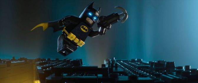 Second Lego Batman teaser