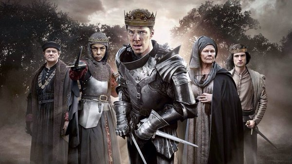 New trailer for The Hollow Crown