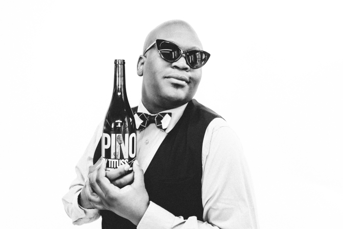 Tituss Burgess launches his own Pinot Noir