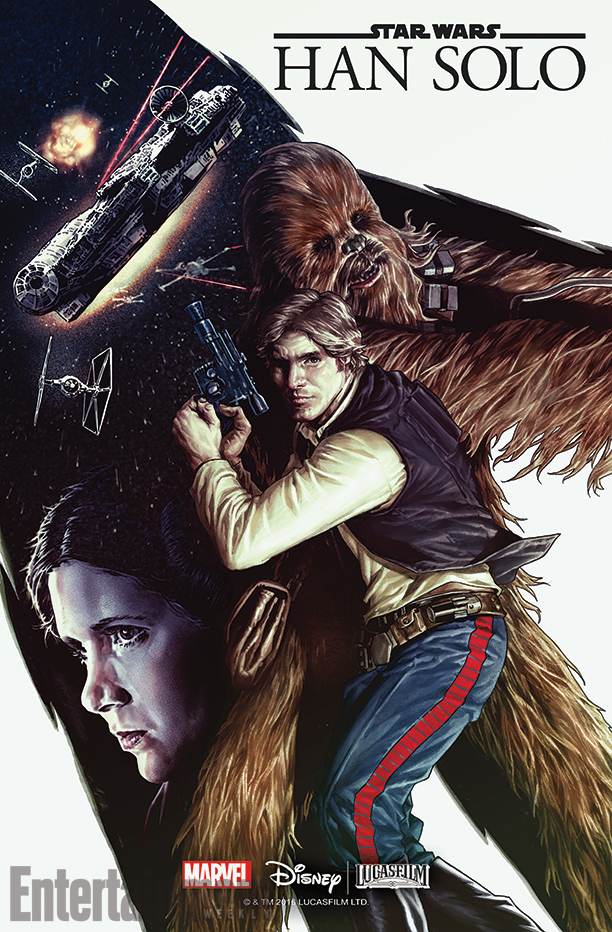 Han Solo returns