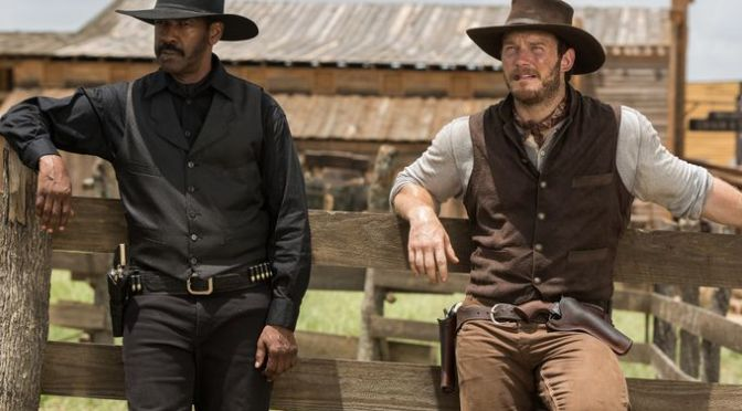 First images from The Magnificent Seven remake