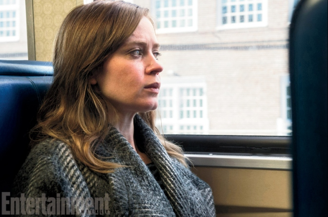The Girl on the Train – first trailer
