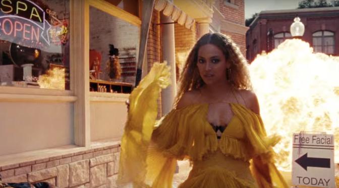 Beyoncé's Lemonade trailer