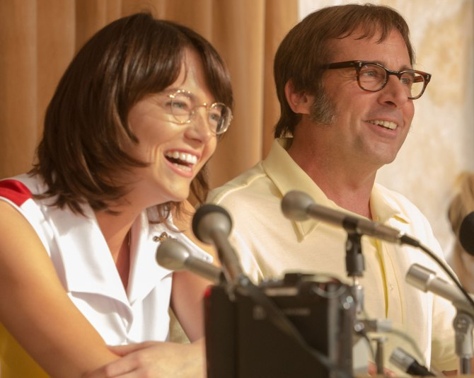 Watch: Battle of the Sexes trailer