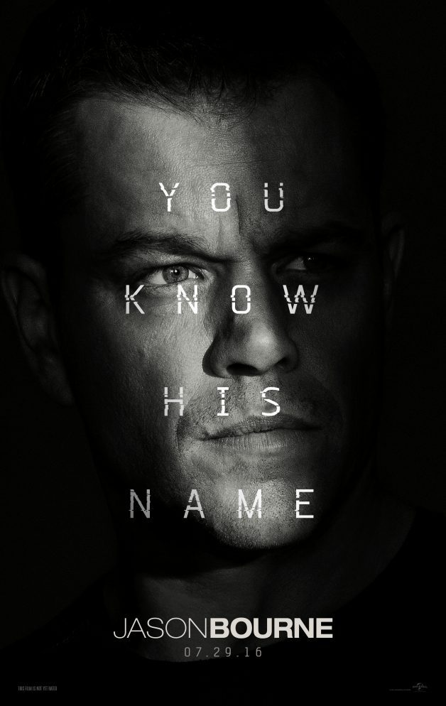 Bourne is back