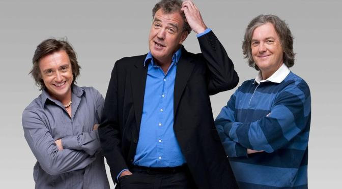 Clarkson, Hammond and May go digital