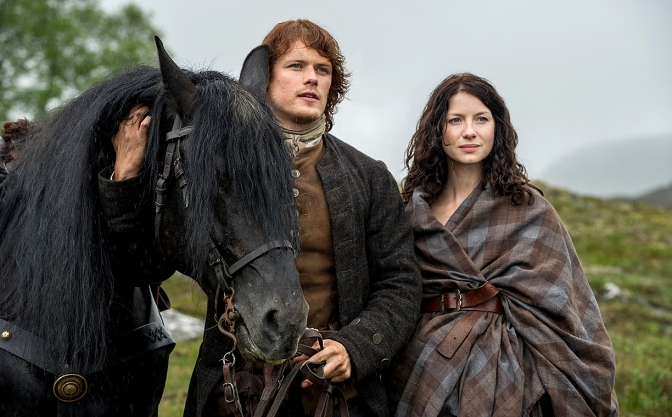 Outlander prequel to be released this week