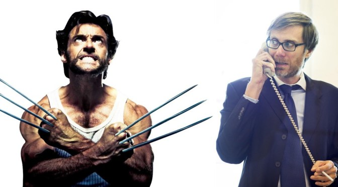 Stephen Merchant joins Wolverine 3