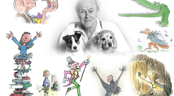 Want to help celebrate Roald Dahl?