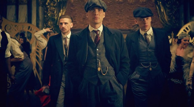 Peaky Blinders stars to preview new series