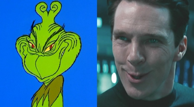 The CumberGrinch is coming