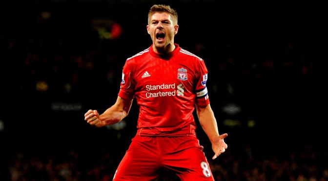 Amy producers making documentary about Steven Gerrard