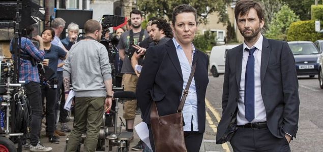 First look: Tennant and Colman return to Broadchurch