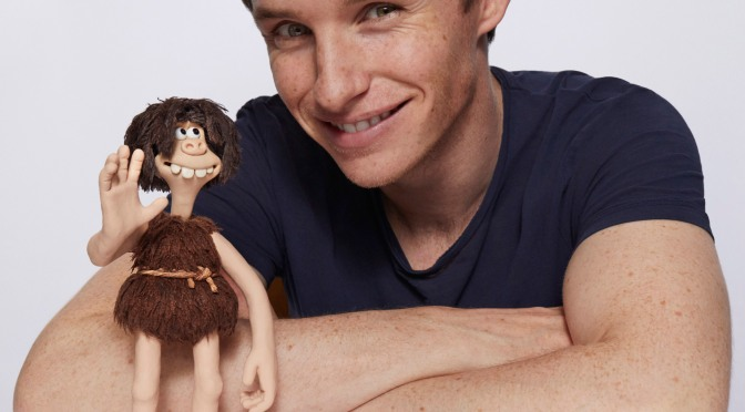 Eddie Redmayne is Dug