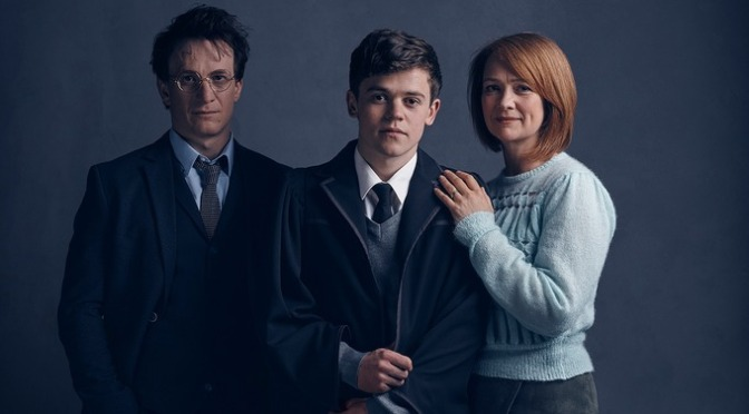 First look: Harry, Ginny and Albus